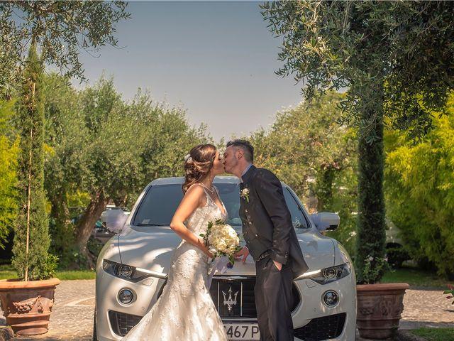 Il matrimonio di Giuseppina e Raffaele a Boscoreale, Napoli 18
