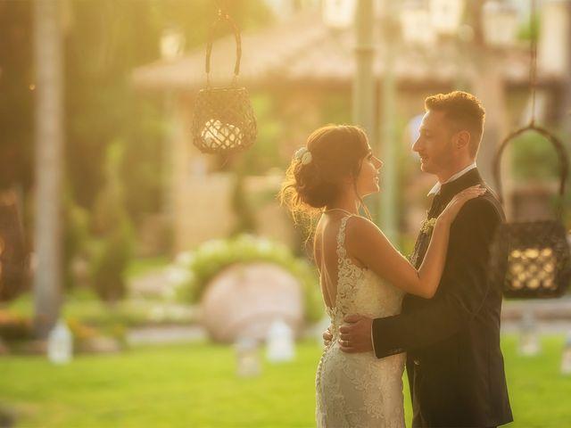Il matrimonio di Giuseppina e Raffaele a Boscoreale, Napoli 19