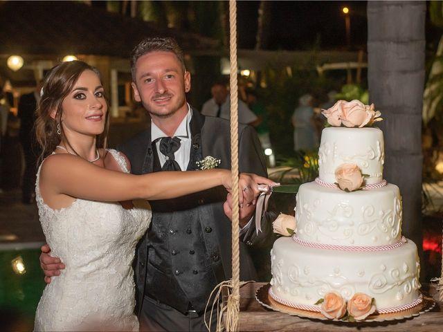 Il matrimonio di Giuseppina e Raffaele a Boscoreale, Napoli 21