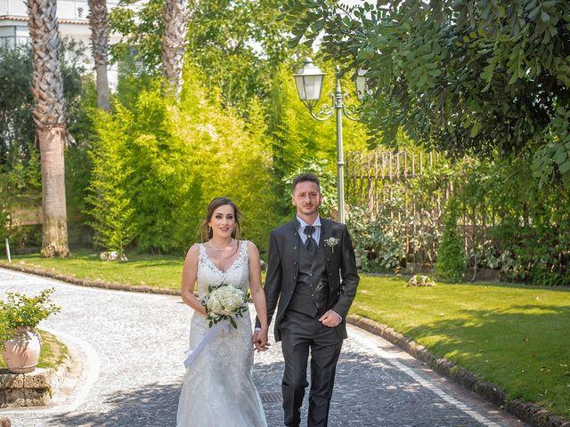 Il matrimonio di Giuseppina e Raffaele a Boscoreale, Napoli 27