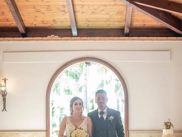 Il matrimonio di Giuseppina e Raffaele a Boscoreale, Napoli 28