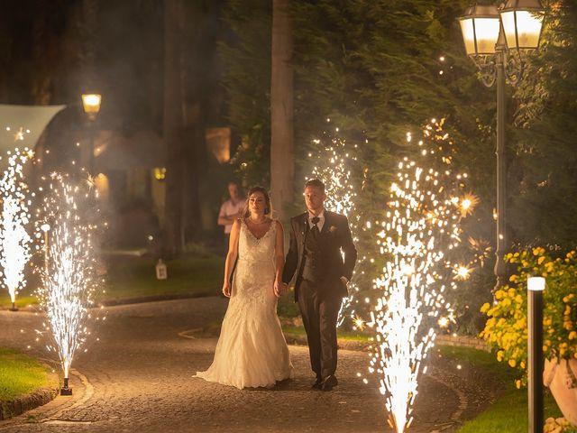 Il matrimonio di Giuseppina e Raffaele a Boscoreale, Napoli 33