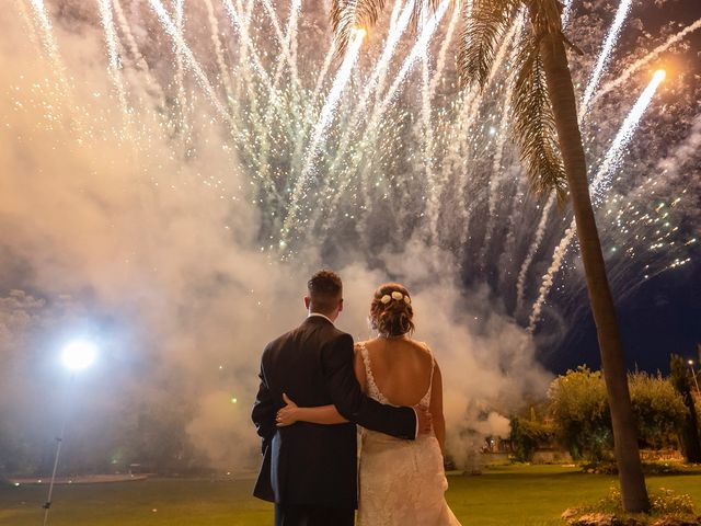 Il matrimonio di Giuseppina e Raffaele a Boscoreale, Napoli 34