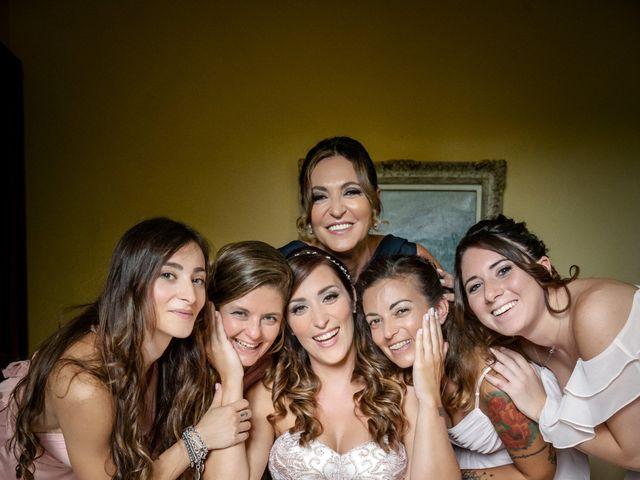 Il matrimonio di Tommaso e Alice a Ispra, Varese 8