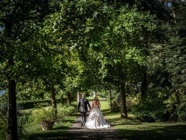 Il matrimonio di Tommaso e Alice a Ispra, Varese 13