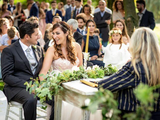 Il matrimonio di Tommaso e Alice a Ispra, Varese 15