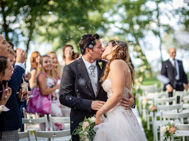 Il matrimonio di Tommaso e Alice a Ispra, Varese 18