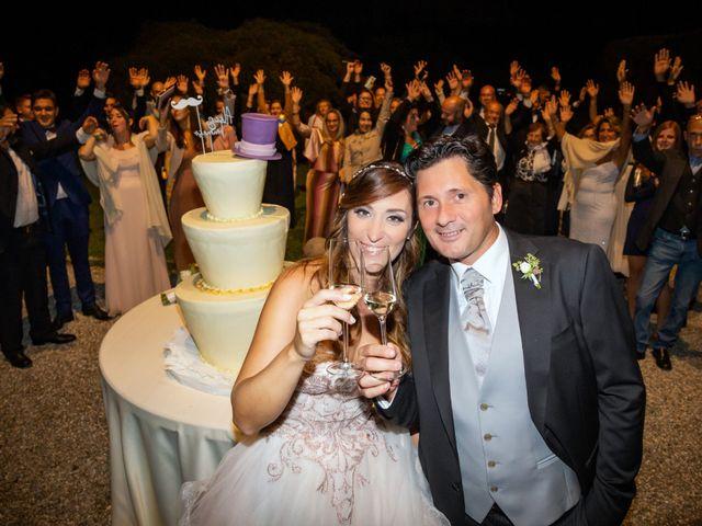 Il matrimonio di Tommaso e Alice a Ispra, Varese 27