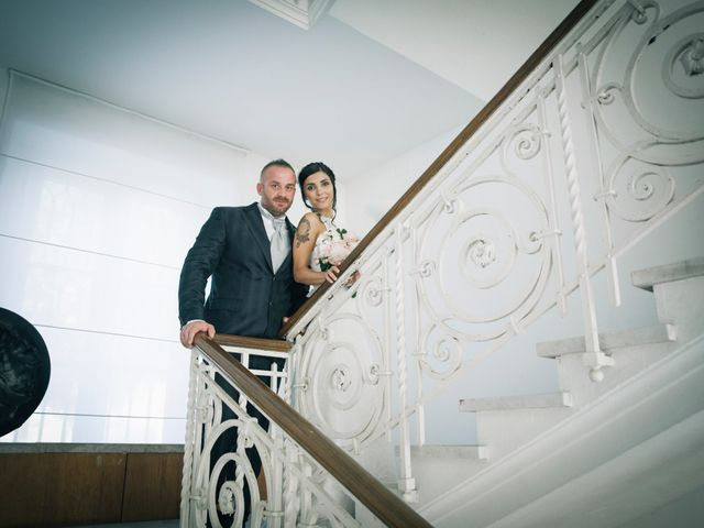Il matrimonio di Fabio e Stefania a Francavilla al Mare, Chieti 27