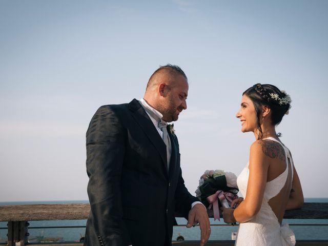 Il matrimonio di Fabio e Stefania a Francavilla al Mare, Chieti 30