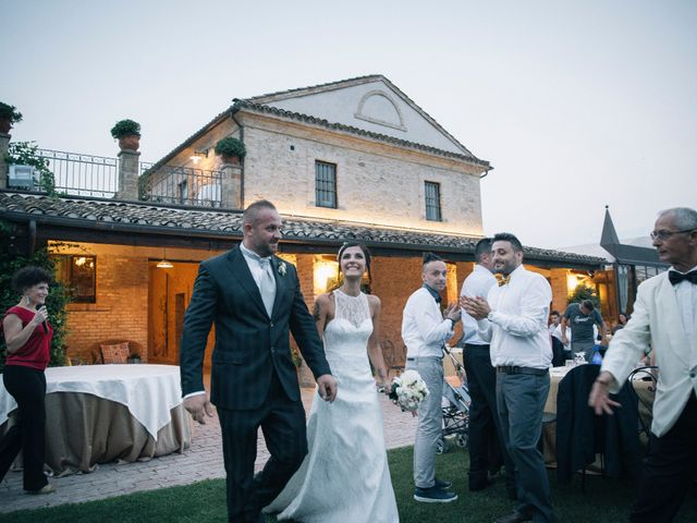 Il matrimonio di Fabio e Stefania a Francavilla al Mare, Chieti 33