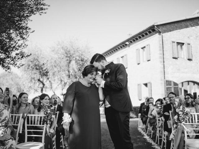 Il matrimonio di Riccardo e Sabrina a Gambassi Terme, Firenze 6
