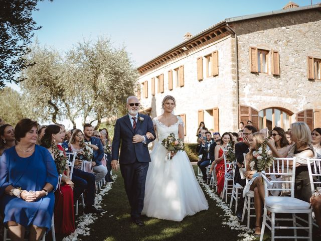 Il matrimonio di Riccardo e Sabrina a Gambassi Terme, Firenze 7