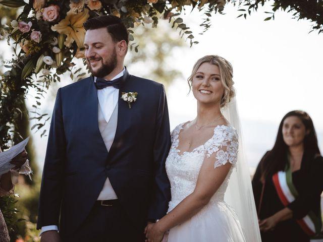 Il matrimonio di Riccardo e Sabrina a Gambassi Terme, Firenze 8