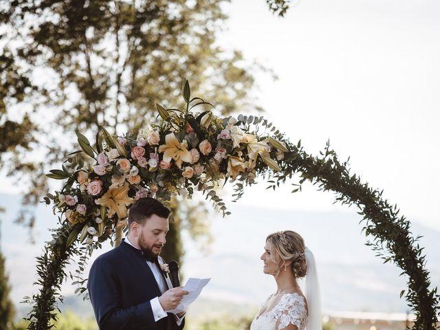 Il matrimonio di Riccardo e Sabrina a Gambassi Terme, Firenze 9