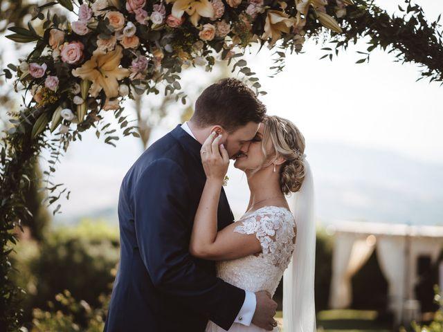 Il matrimonio di Riccardo e Sabrina a Gambassi Terme, Firenze 10