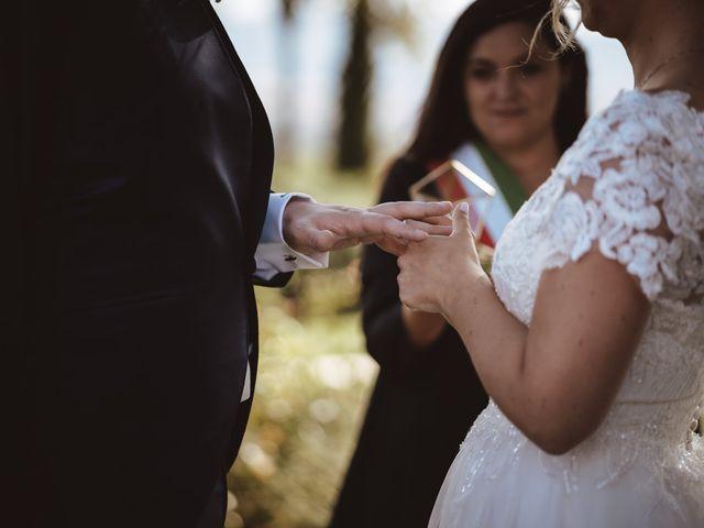 Il matrimonio di Riccardo e Sabrina a Gambassi Terme, Firenze 11