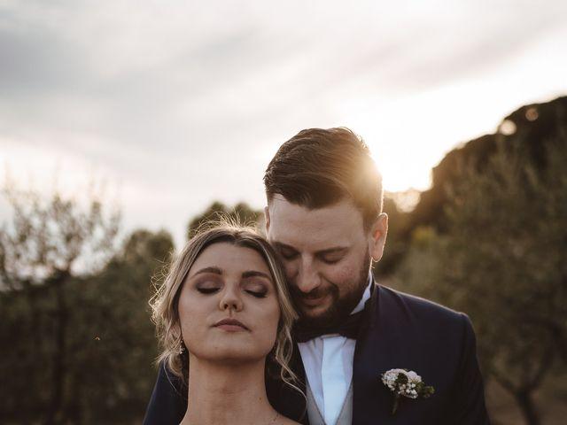 Il matrimonio di Riccardo e Sabrina a Gambassi Terme, Firenze 14