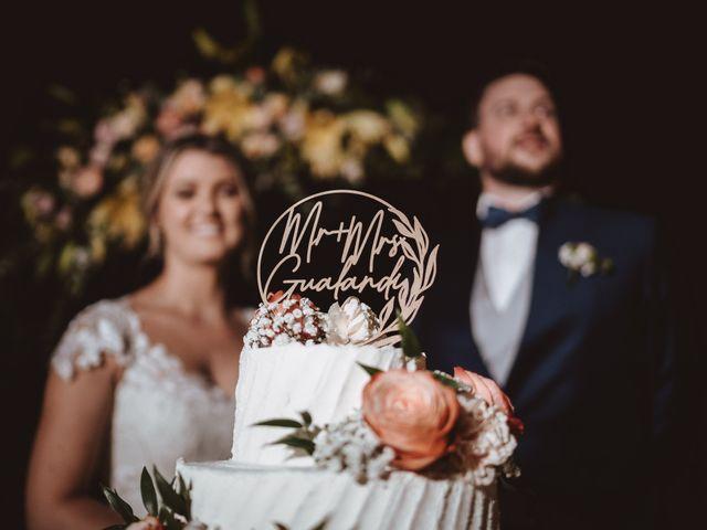Il matrimonio di Riccardo e Sabrina a Gambassi Terme, Firenze 17