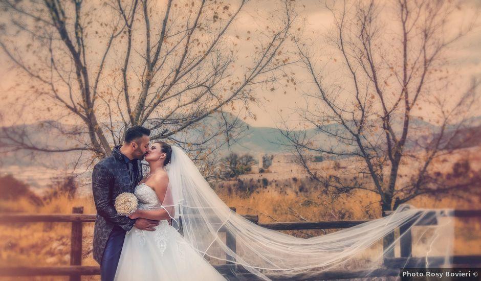 Il matrimonio di Antonio e Simonetta a Sezze, Latina