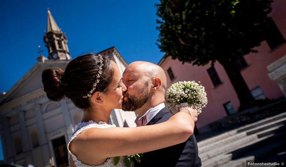 Il matrimonio di Aron e Veronica a Valmadrera, Lecco