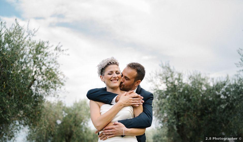 Il matrimonio di Simone e Amalia a Pescara, Pescara