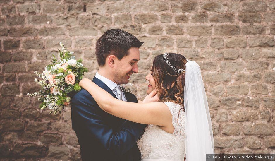 Il matrimonio di Alberto e Daniela a Roma, Roma
