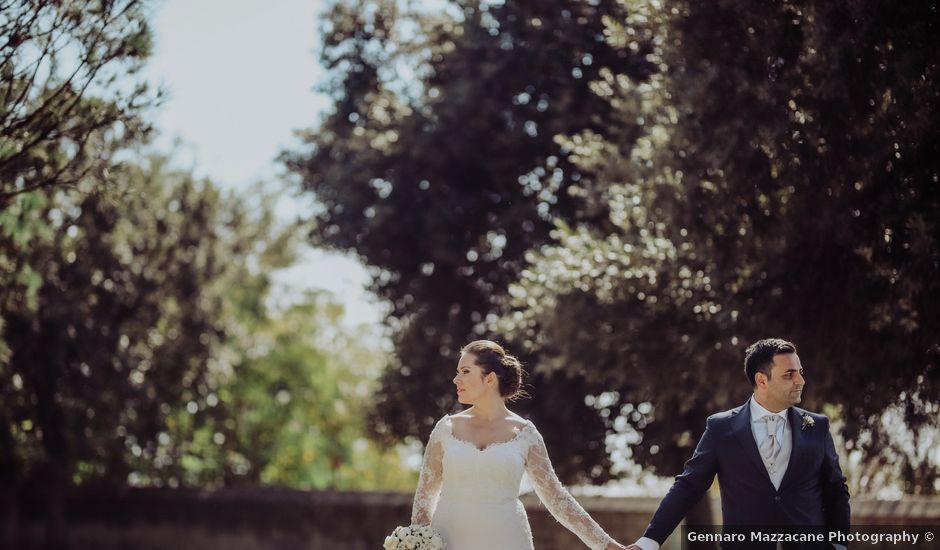 Il matrimonio di Michele e Antonietta a Giugliano in Campania, Napoli