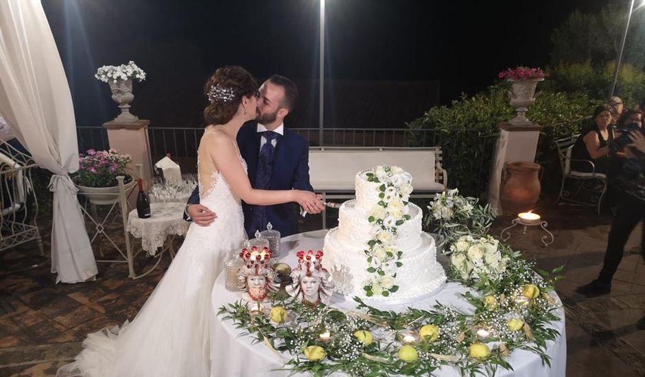 Il matrimonio di Carmelo  e Fabiana  a Giardini-Naxos, Messina