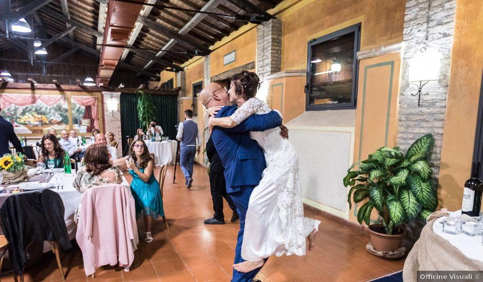 Il matrimonio di Stefano e Virna a Roma, Roma