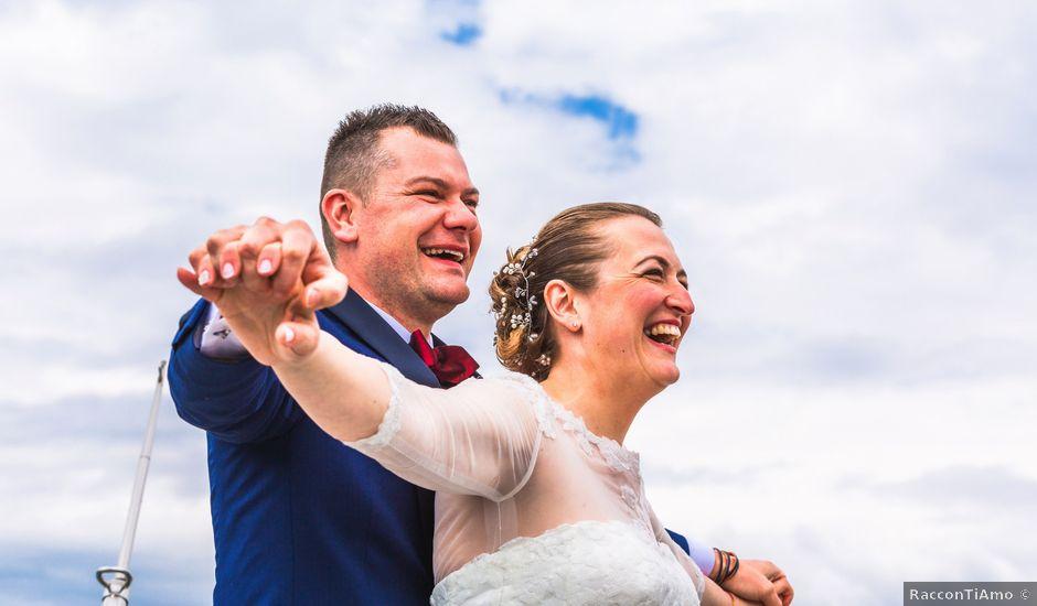 Il matrimonio di Iuri e Roberta a Baveno, Verbania