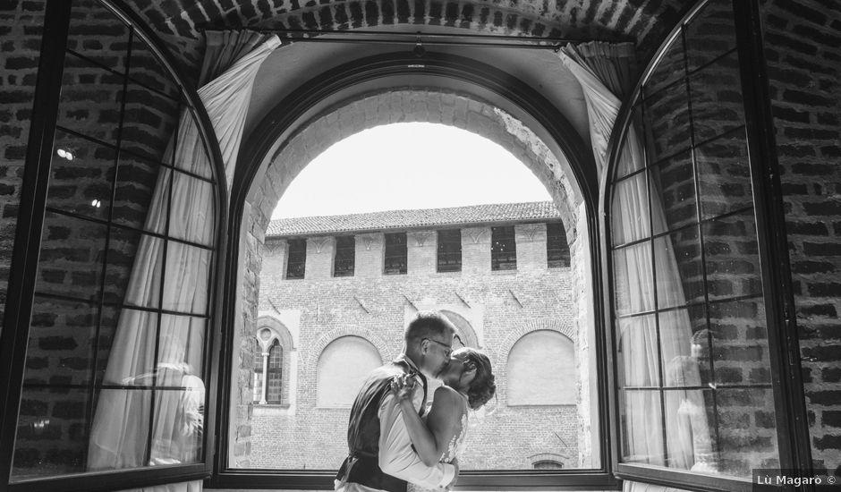 Il matrimonio di Andrea e Laura a Sant'Angelo Lodigiano, Lodi