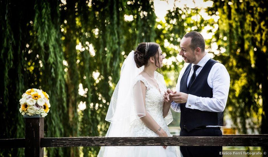 Il matrimonio di Alberto e Dana a Gambara, Brescia