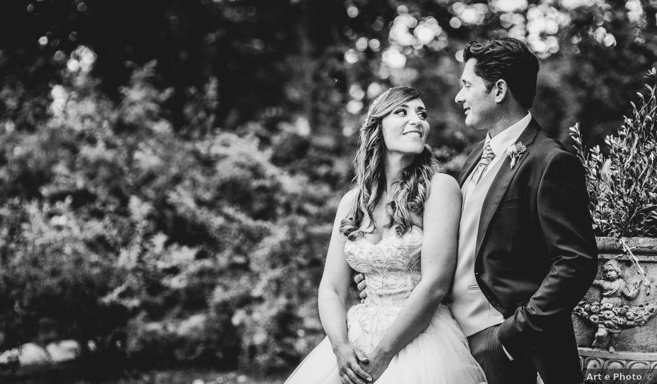 Il matrimonio di Tommaso e Alice a Ispra, Varese