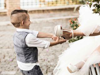 Le nozze di Veronica e Luca