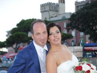 Le nozze di Rosario e Tina