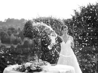 Le nozze di Mariangela e Stefano