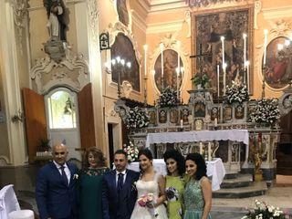 Le nozze di Giuseppe  e Patrizia  3
