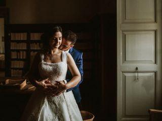 Le nozze di Giuseppe  e Patrizia