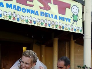 Le nozze di Claudia e Davide 3