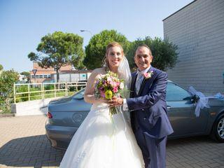 Le nozze di Claudia e Davide