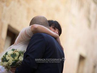 Le nozze di Ylenia e Pascal