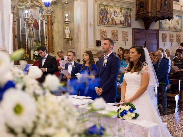 Il matrimonio di Filippo e Giorgia a Salzano, Venezia 14