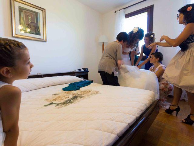 Il matrimonio di Filippo e Giorgia a Salzano, Venezia 17