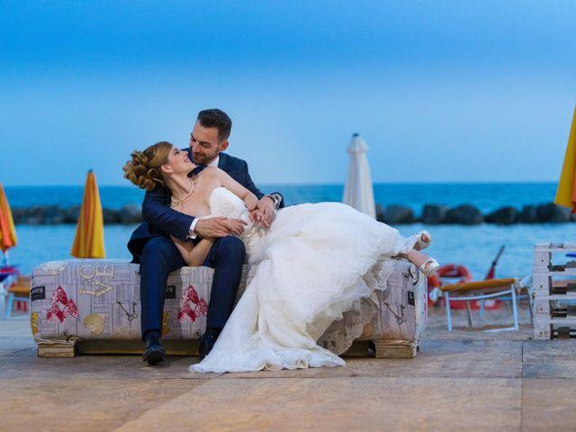Le nozze di Ilenia e Gaetano