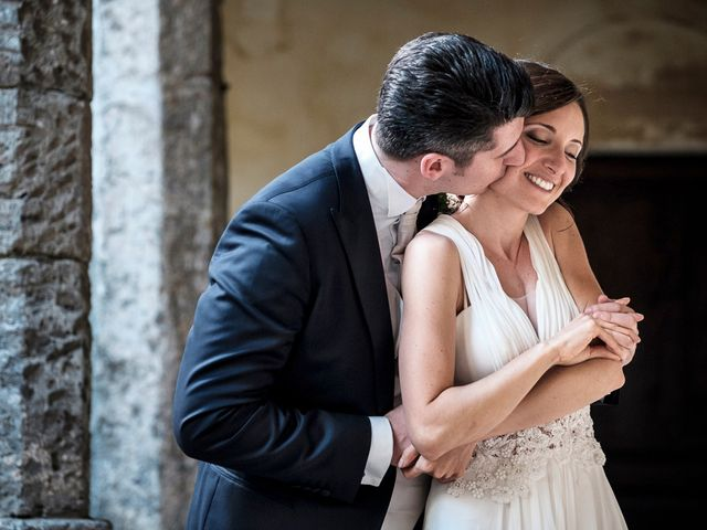 le nozze di Ilaria e Marcello