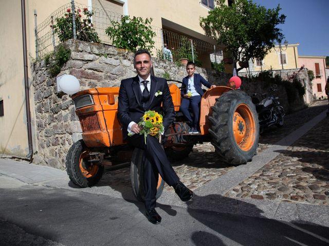 Il matrimonio di Daniele e Nuccia a Oristano, Oristano 19