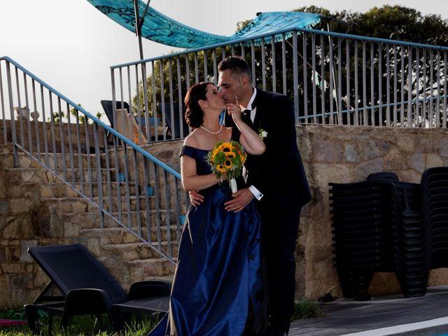 Il matrimonio di Daniele e Nuccia a Oristano, Oristano 43