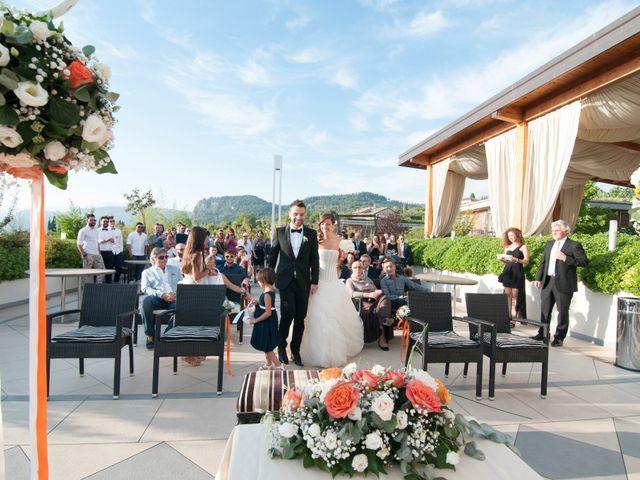 Il matrimonio di Marco e Zineb a Bardolino, Verona 23