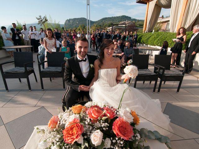 Il matrimonio di Marco e Zineb a Bardolino, Verona 24